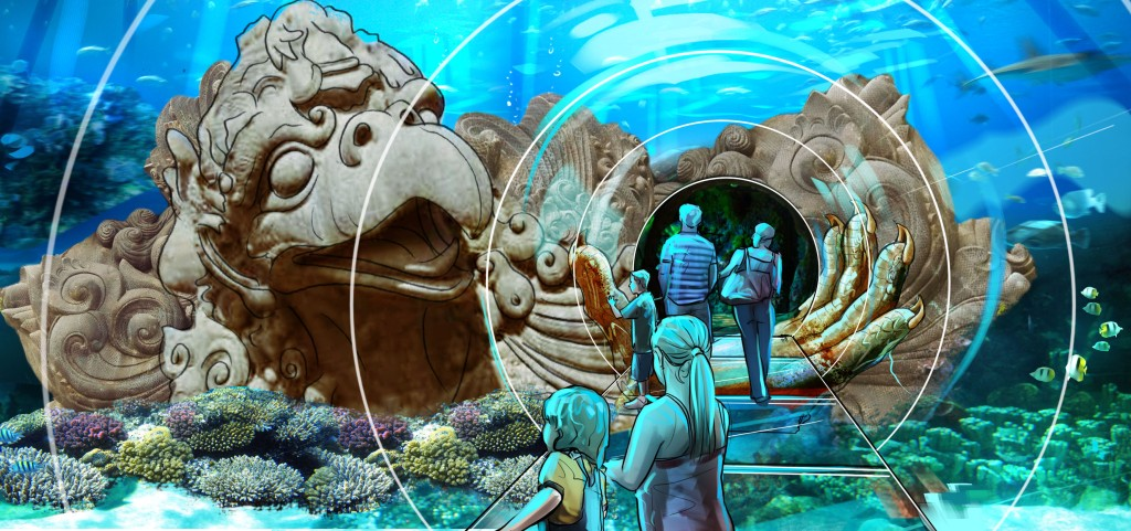 4-24-12 --- Sea Life Aquarium, Grapevine, Texas