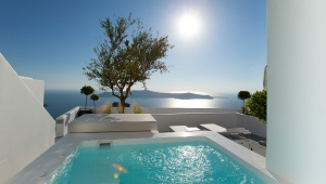 Grécia, Grace Santorini Hotel 3